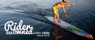 Danny Ching Fastest Paddler on Earth