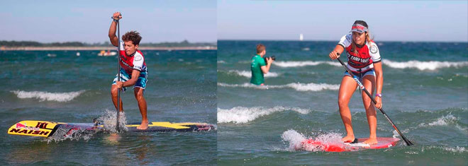 Camp David World Cup of SUP in Germany