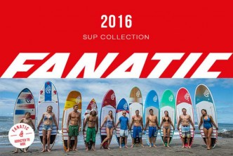 Fanatic SUP Collection 2016